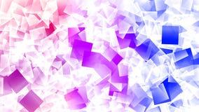 Squares Explosion Tiles Background Wallpaper royalty free illustration