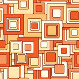 Squares pattern Royalty Free Stock Photography