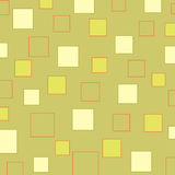 Squares pattern Stock Photography