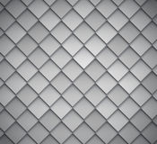 Squares pattern. Abstract monochrome squares background. EPS10 vector image Royalty Free Stock Photos