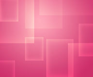 Squares on pink Royalty Free Stock Photos