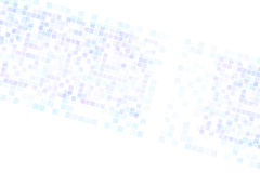 Squares Pixel Grid Texture Royalty Free Stock Photography