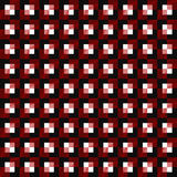 Squares seamless background Stock Image