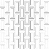 Squares seamless pattern Royalty Free Stock Images