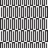 Squares seamless pattern Stock Photography