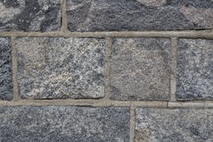 The Squares stone background Royalty Free Stock Photography