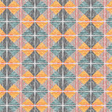 Squares Tartan seamless pattern Stock Photos