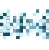 Squares technology background. vector illustration