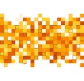 Squares technology background. stock illustration