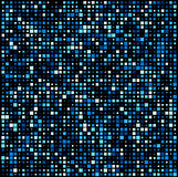 Squares technology pattern background Royalty Free Stock Image