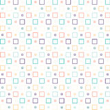 Squares wallpaper Royalty Free Stock Photography