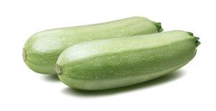 Squash vegetable marrow zucchini isolated 5 on white Royalty Free Stock Image