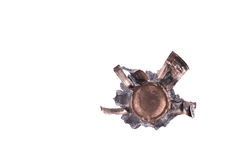 Squashed bullet Royalty Free Stock Images