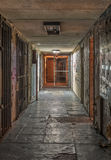 Squatter passage Royalty Free Stock Image