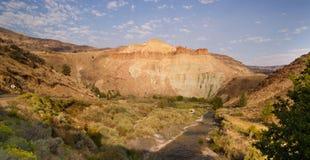 Squaw Creek Butler Basin John Day Fossil Beds Oregon Royalty Free Stock Photos