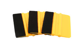 Squeeze yellow and black Royalty Free Stock Photos