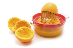 squeezer лимона Стоковые Фото