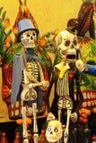 Squelettes II Photos libres de droits