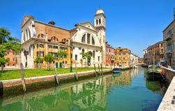 Squero di San Trovaso, Venice, Italy Stock Image