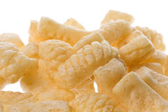 Squid Crackers Isolated Royalty Free Stock Photos