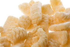 Squid Crackers Isolated Royalty Free Stock Images