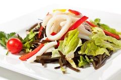 Squid Salad Royalty Free Stock Photos