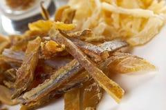 Squids, pistachios a Stock Photography
