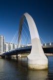 Squinty Brücke Stockbild