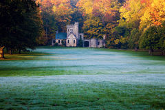 Squire's Castle. In Willoughby Hills, Ohio Stock Images