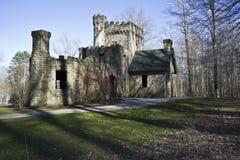 Squire's Castle. Historic landmark of Ohio Royalty Free Stock Photography
