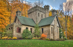 Squire's Castle stock photography