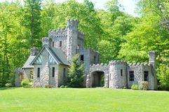 Squires Castle. Image of squires castle, Cleveland Metroparks Stock Image