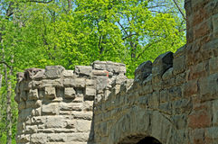 Squires Castle. Image of squires castle, Cleveland Metroparks Stock Photo
