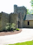 Squires Castle. Image of squires castle, Cleveland Metroparks Stock Photos