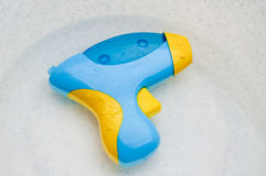 Squirt Gun Royalty Free Stock Image