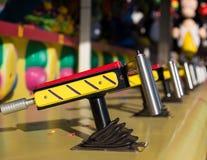 Squirt Gun Carnival Game Royalty Free Stock Photo