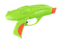 Squirt la pistola Fotografie Stock
