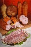 Squisitezze #1 della carne Immagine Stock Libera da Diritti