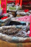 Squisitezze cinesi di nuovo anno Fotografia Stock
