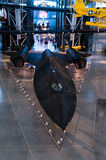 SR-71 Blackbird Royalty Free Stock Photography