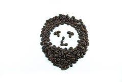 Sr. Coffee Beard Man Imagen de archivo
