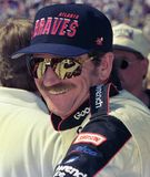 Sr di Dale Earnhardt a Charlotte Motor Speedway fotografia stock
