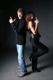 Sr. e Sra. Smit Imagens de Stock