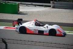 SR3 radical en Monza Imagen de archivo