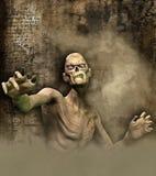 Sr. Spooky ilustração do vetor