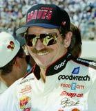 SR van Dale Earnhardt in Charlotte Motor Speedway stock fotografie