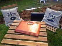 Sr. y señora amortiguadores Fotografía de archivo libre de regalías