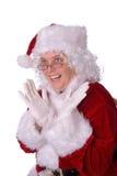 Sra. Claus Imagem de Stock