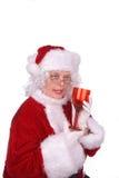 Sra. Claus bebida Imagem de Stock Royalty Free