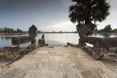 Srah Srang in Angkor Stock Photo